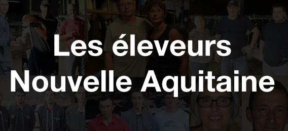 liens vers éleveurs Nouvelle Aquitaine EDDE