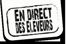 En Direct des Éleveurs Logo