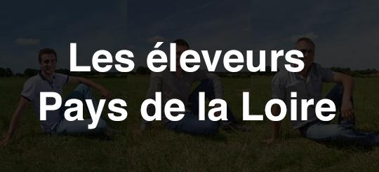 Éleveurs - En Direct des Eleveurs - Pays de la Loire