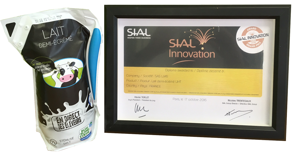 EDDE + SIAL INNOVATION